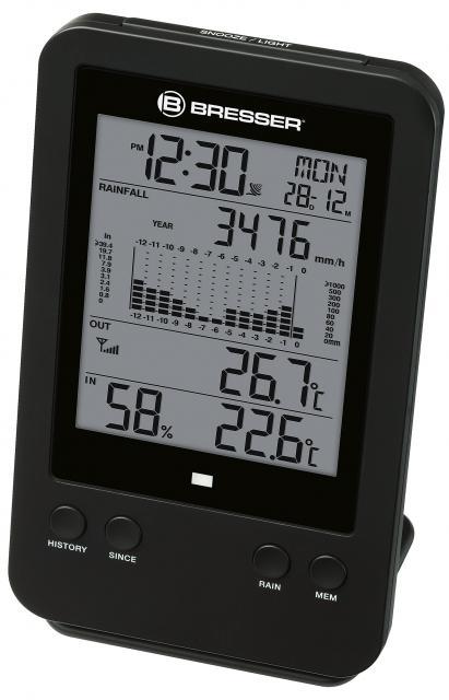 BRESSER additional base station for 7002530 Profi rain gauge