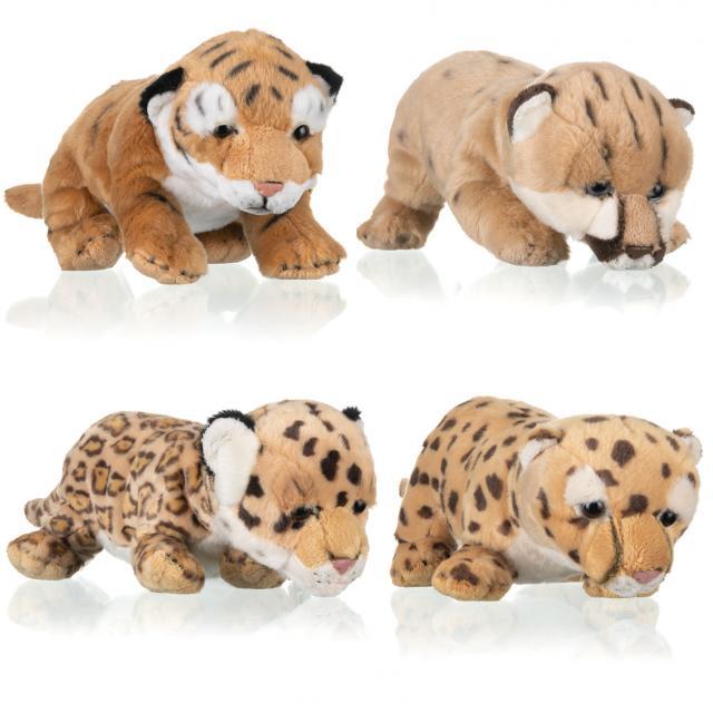 NATIONAL GEOGRAPHIC Plush Animal Babies