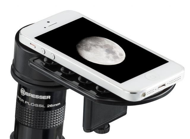 BRESSER Universal Smartphone Adapter Deluxe