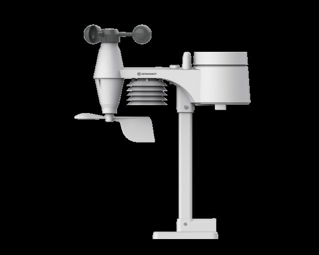 BRESSER 5-in-1 Outdoor Sensor for 7002510 Weather Center