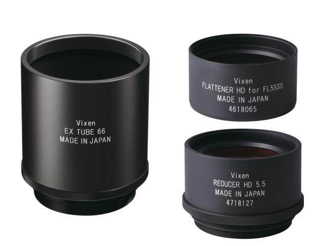Vixen Reducer HD Kit for FL55SS Telescopes