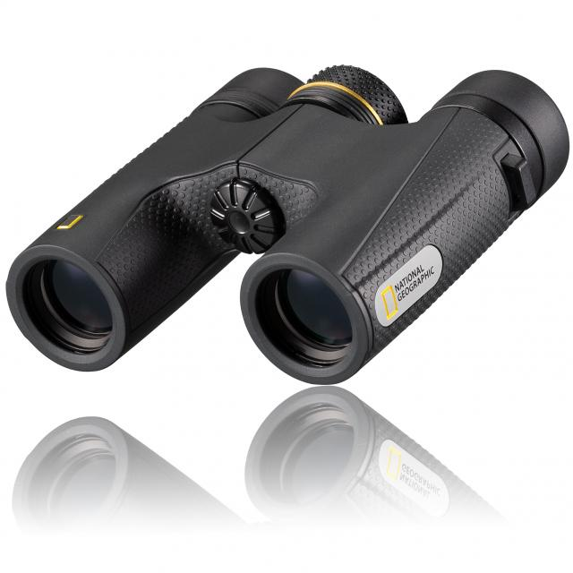 NATIONAL GEOGRAPHIC 8x25 compact binoculars waterproof