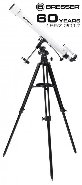 BRESSER Classic 60/900 EQ Refractor Telescope