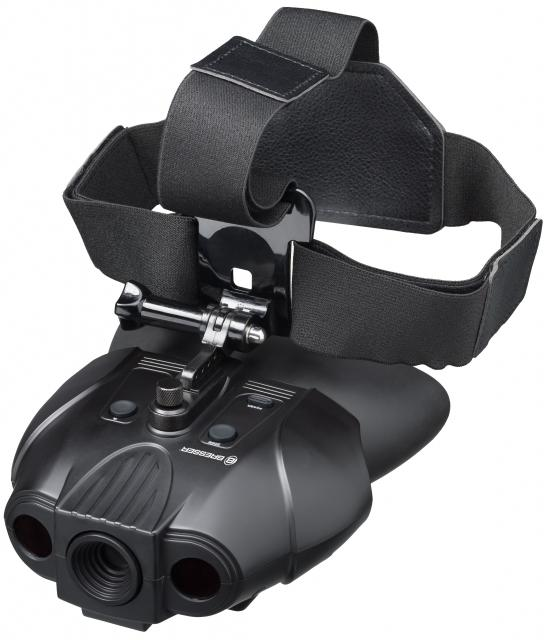 Digital NightVision Binocular 1x with head mount