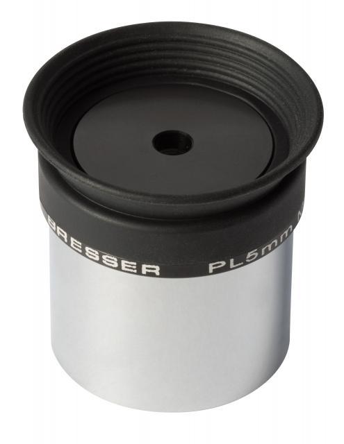 """BRESSER 5mm Plössl eyepiece 31,7mm/1,25"""""""