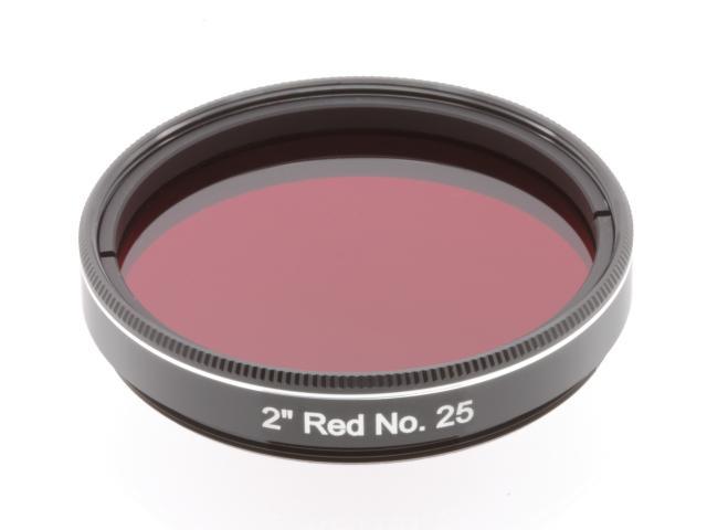 "EXPLORE SCIENTIFIC Filter 2"" Red No.25"