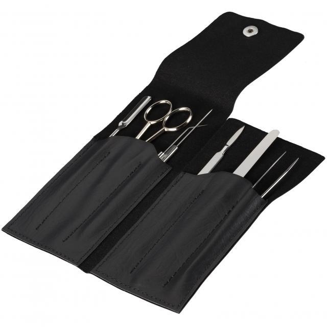 BRESSER Microscope Cutlery Solingen Steel
